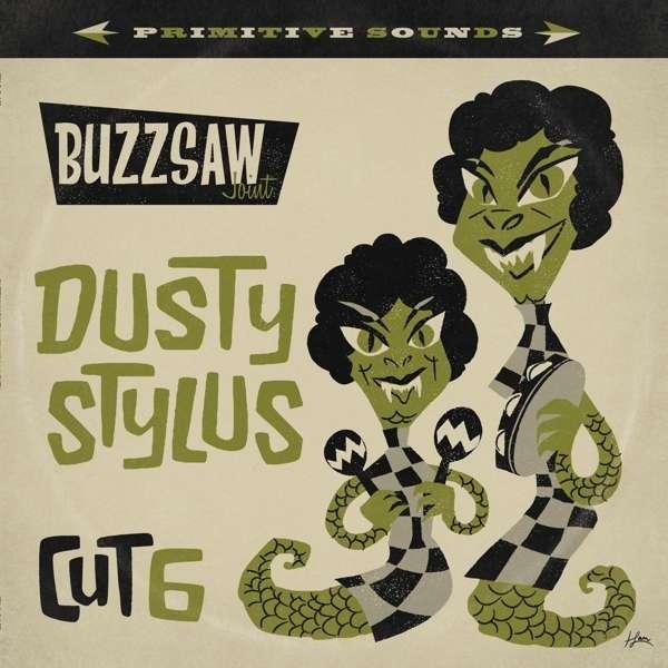 Buzzsaw Joint: Dusty Stylus - Cut 5 / Various - Buzzsaw Joint: Dusty Stylus - Cut 5 / Various - Musik - STAG - 4015698460605 - 6/12-2019