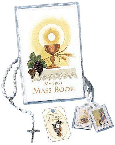 Vinyl First Mass Book, My First Eucharist Edition - Catholic Book Pub - Bøger - Catholic Book Pub Co - 9780899428611 - 1970