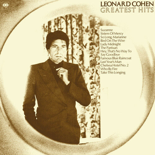 Greatest Hits - Leonard Cohen - Musik - Sony Owned - 0889854353612 - 26/1-2018