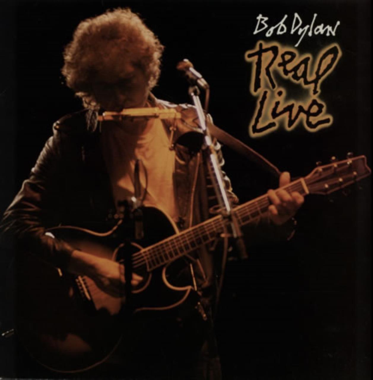 Real Live - Bob Dylan - Musik - SONY MUSIC CG - 0190758469614 - 20/9-2019