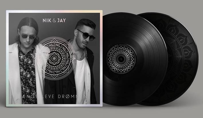 Længe Leve Drømmene - Nik & Jay - Musik -  - 0602508349614 - 1/12-2019