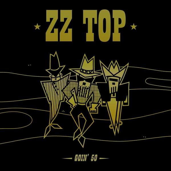 Goin' 50 - ZZ Top - Musik - RHINO - 0603497851614 - 16/8-2019