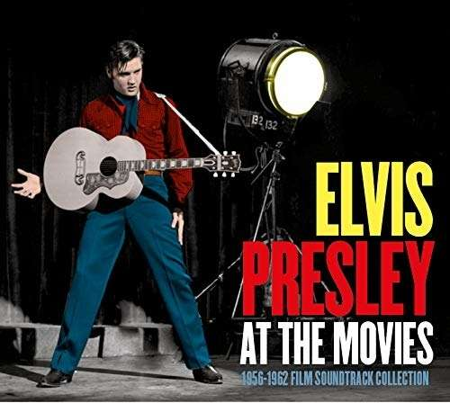 At The Movies (1956-62) (Film Soundtrack Collection) - Elvis Presley - Musik - NEW CONTINENT - 8436569194614 - 30/8-2019