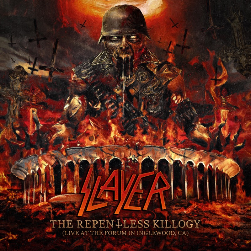 The Repentless Killogy - Slayer - Musik - NUCLEAR BLAST - 0727361419615 - 8/11-2019