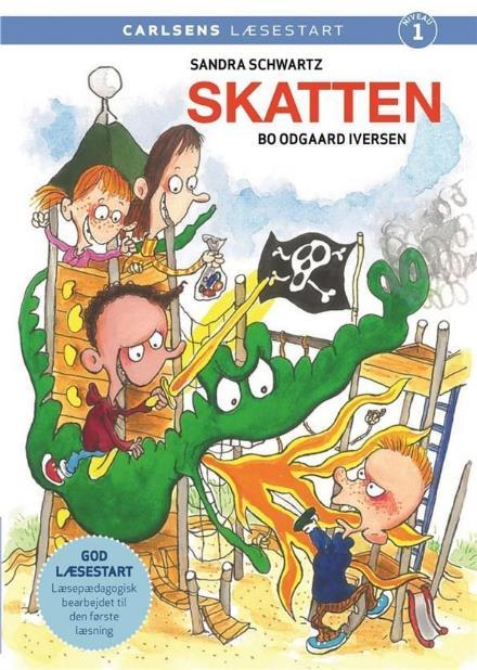 Carlsens Læsestart: Carlsens Læsestart - Skatten - Sandra Schwartz - Bøger - CARLSEN - 9788711692615 - 21/6-2017