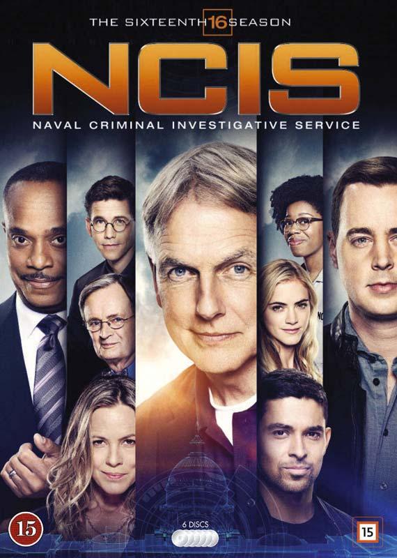 NCIS 16 - NCIS - Film -  - 7340112751616 - 30/1-2020