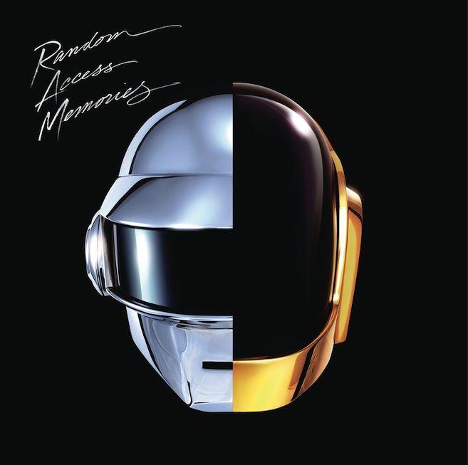 Random Access Memories - Daft Punk - Musik - Sony Owned - 0888837168618 - 21/5-2013