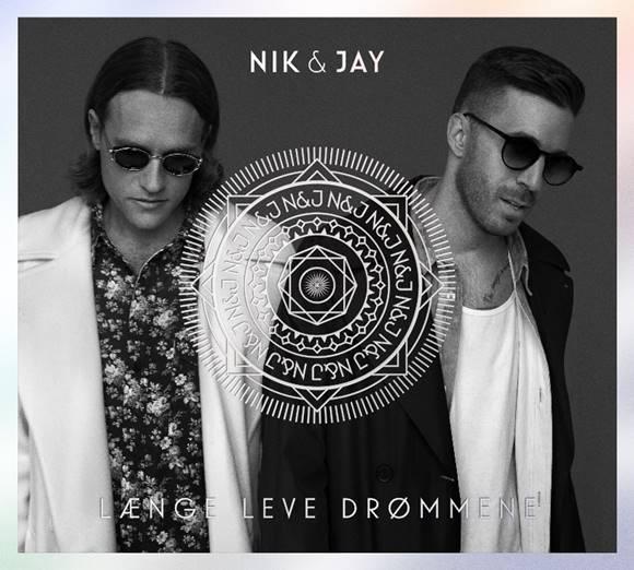 Længe Leve Drømmene - Nik & Jay - Musik -  - 0602508373619 - 1/12-2019