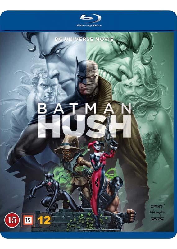 Batman: Hush -  - Film -  - 7340112750619 - 24/10-2019