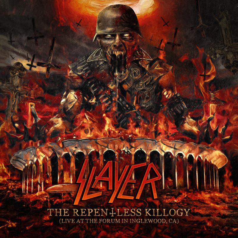 The Repentless Killogy - Slayer - Musik - NUCLEAR BLAST - 0727361419622 - 8/11-2019