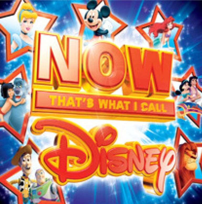 Now That's What I Call Disney - Diverse Kunstnere - Musik - CAPITOL - 5099967854622 - 5/12-2011