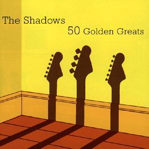 50 Golden Greats - Shadows - Musik - EMI - 0724352758623 - 27/7-2000