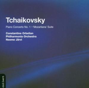 Piano Concerto 1/mozartiana Suite - P.i. Tchaikovsky - Musik - CHANDOS - 0095115669624 - 20/9-2004