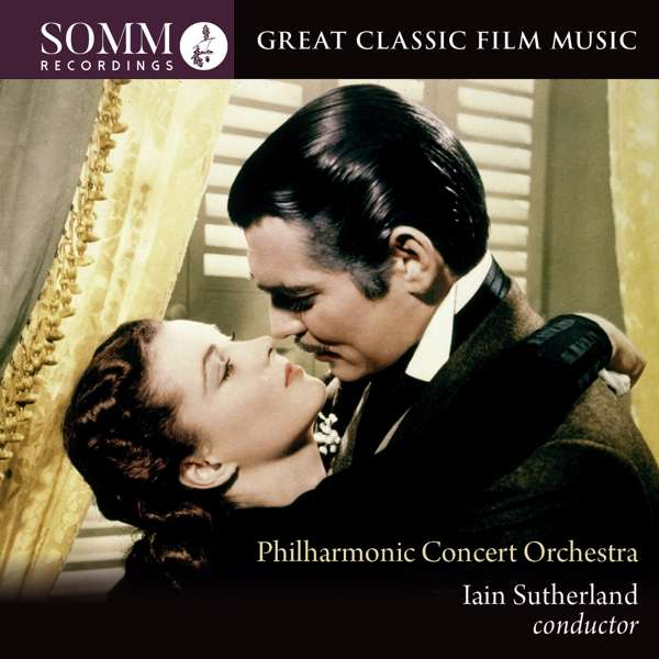 Great Classic Film Music - V/A - Musik - SOMM - 0748871500624 - 28/6-2019