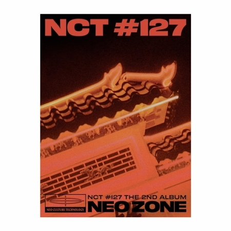 Nct #127 2nd Album Neo Zone - NCT 127 - Musik - SM ENTERTAINMENT - 8809440339624 - 27/3-2020