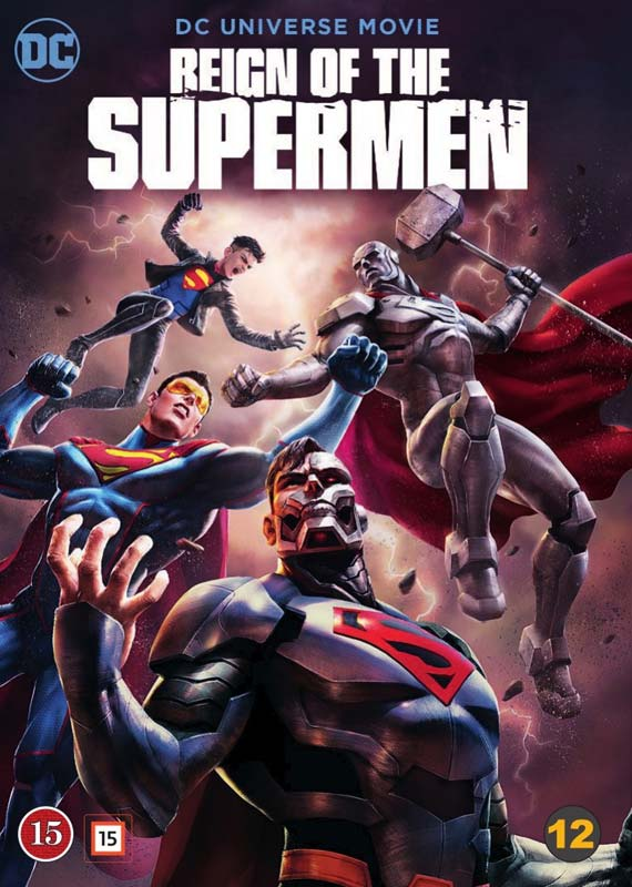Dcu: Reign of the Supermen -  - Film - Warner - 7340112747626 - 18/4-2019