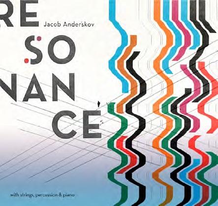 Resonance - Jacob Anderskov - Musik - SUN - 0663993160627 - 2/9-2016