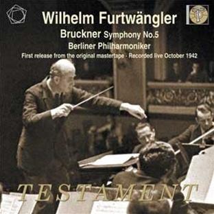 Sinfonie 5 - Furtwängler,wilhelm / Berliner Philharmoniker - Musik - TESTAMENT - 0749677146627 - 1/6-2011