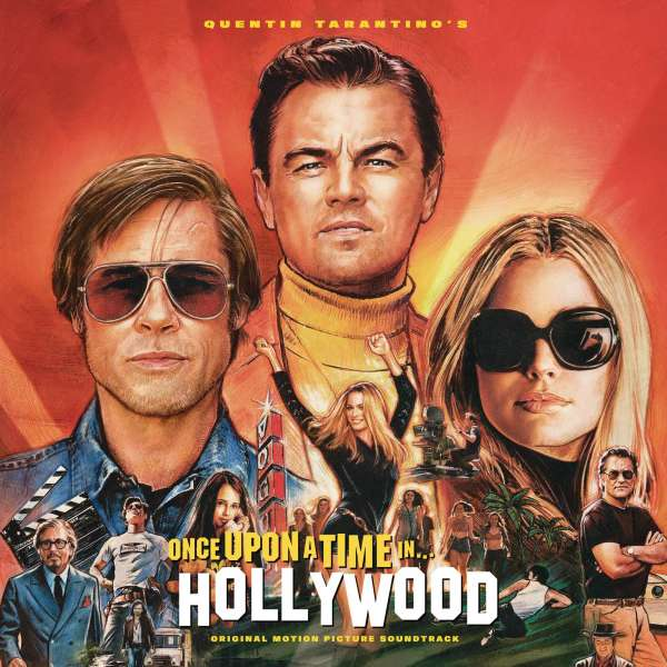 Quentin Tarantino's Once Upon a Time in Hollywood - O.s.t - Musik - COLUMBIA - 0190759728628 - 16/8-2019