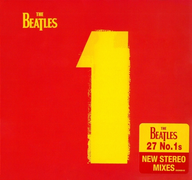 1 - The Beatles - Musik -  - 0602547567628 - 6/11-2015