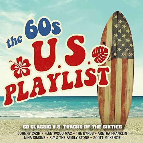 60S Us Playlist - Various Artists - Musik - CRIMSON - 0654378059629 - 2/6-2017