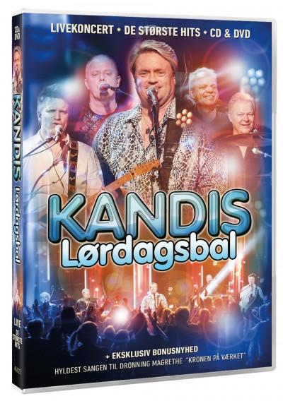 Lørdagsbal - Kandis - Film -  - 5711053021632 - 13/8-2020