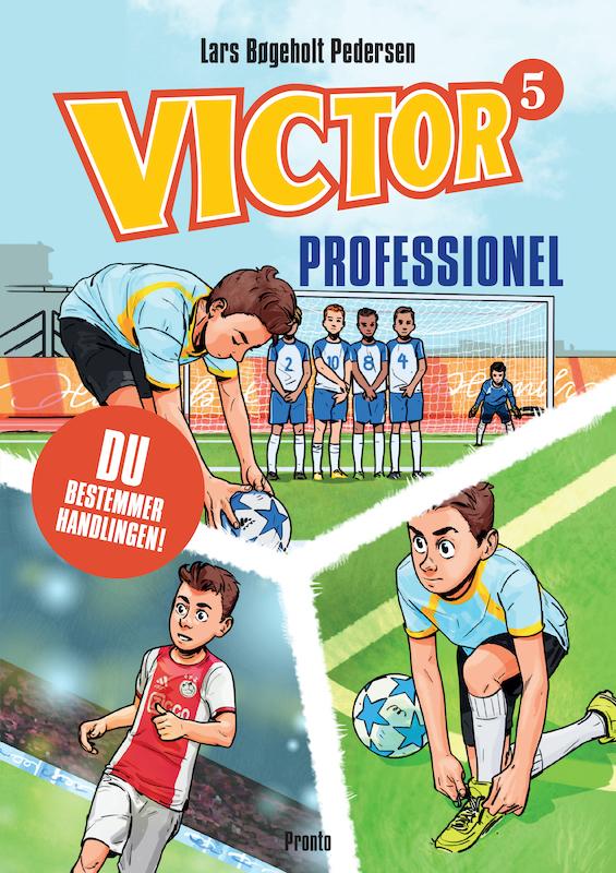 VICTOR: VICTOR Professionel - Lars Bøgeholt Pedersen - Bøger - Pronto - 9788793222632 - 15/6-2020