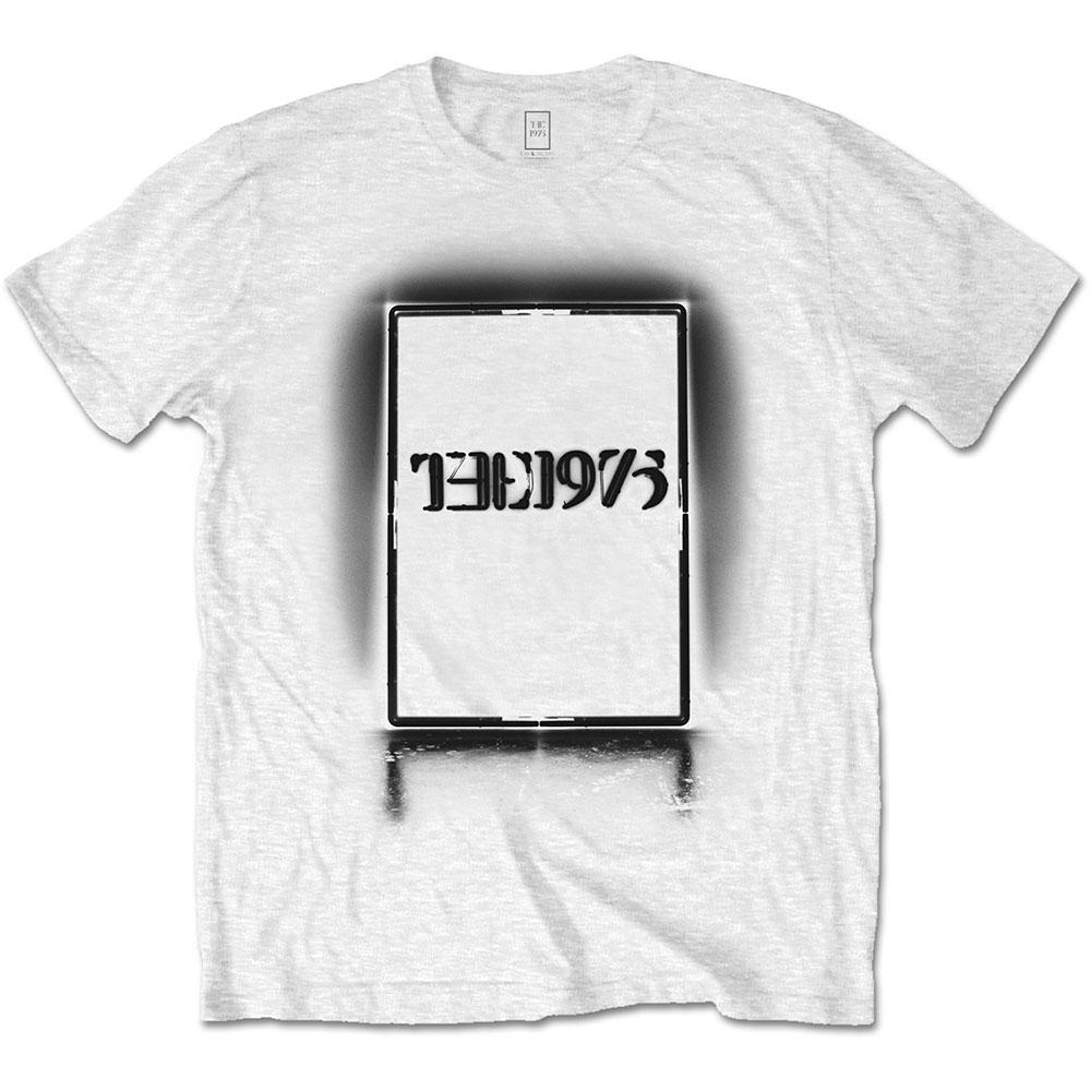 The 1975 Unisex Tee: Black Tour - 1975 - The - Merchandise -  - 5056170672634 -