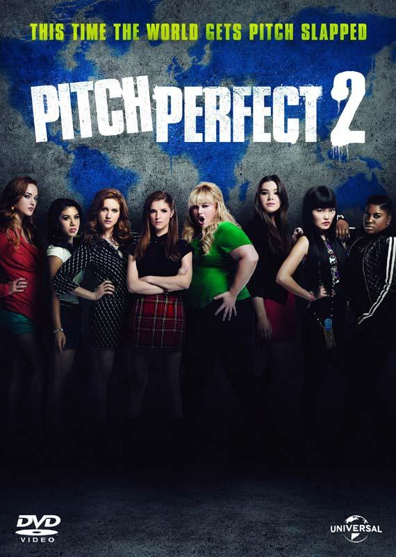 Pitch Perfect 2 Dvd Region 2 2015 Imusic Dk