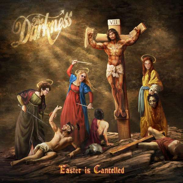 Easter is Cancelled - Darkness - Musik - COOKING VINYL - 0711297523638 - 4/10-2019