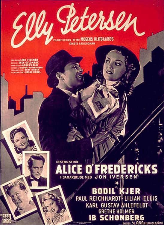 Elly Petersen -  - Film -  - 5708758702638 - 6/8-2020