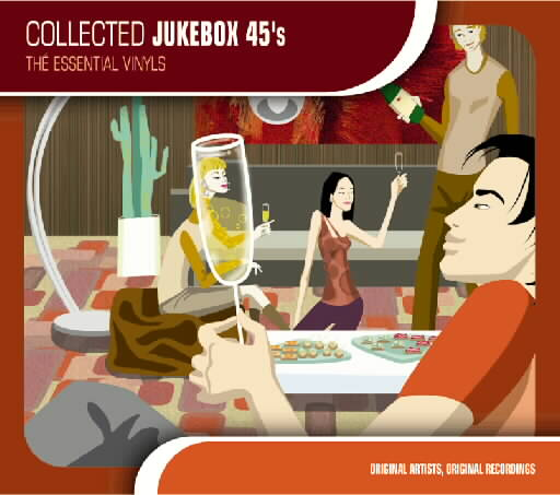 Collected Jukebox 45's - Various Artists - Musik - DISKY - 8711539036638 - 6/2-2006