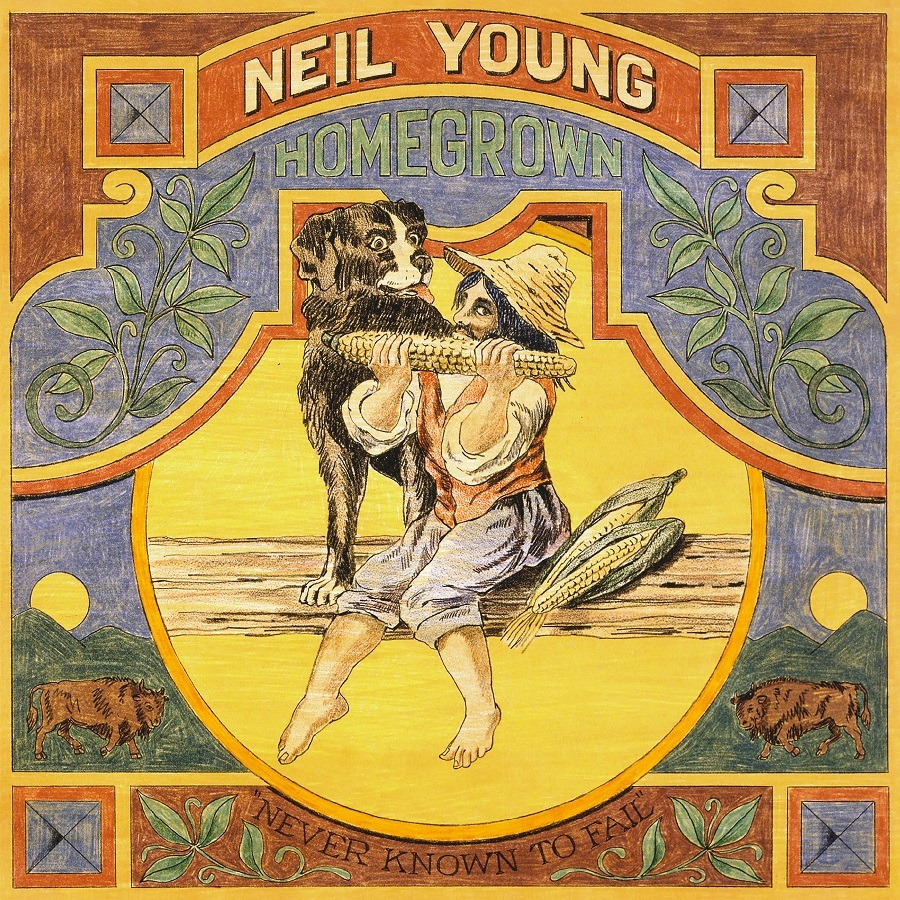 Homegrown - Neil Young - Musik - Reprise - 0093624893639 - 19/6-2020