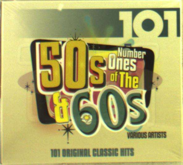 Number 1s of the 50s & 60s - V/A - Musik - AP - 5055798314643 - 27/10-2015