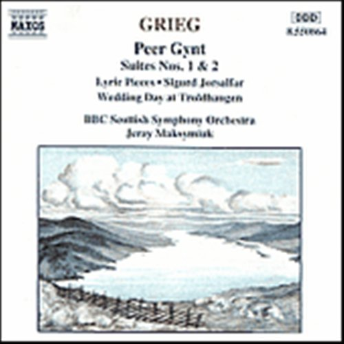 Peer Gynt Suites / Others - E. Grieg - Musik - NAXOS - 4891030508644 - 19/9-1994