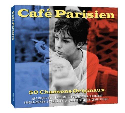 Cafe Parisien - V/A - Musik - NOT NOW - 5060143493645 - 29/7-2010