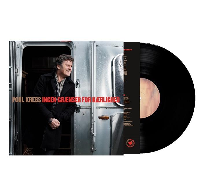 Ingen Grænser For Kærlighed [Signeret] - Poul Krebs - Musik -  - 0602507448646 - 16/10-2020