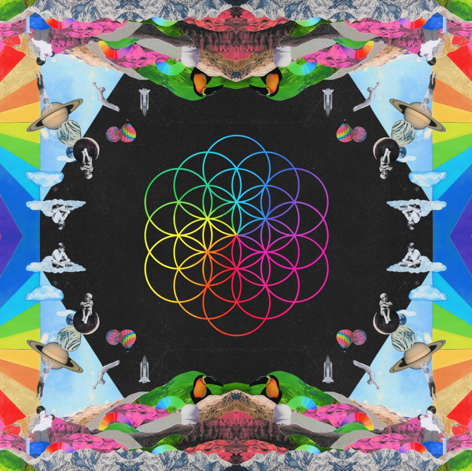 A Head Full Of Dreams - Coldplay - Musik - Parlophone Records - 0825646982646 - 4/12-2015