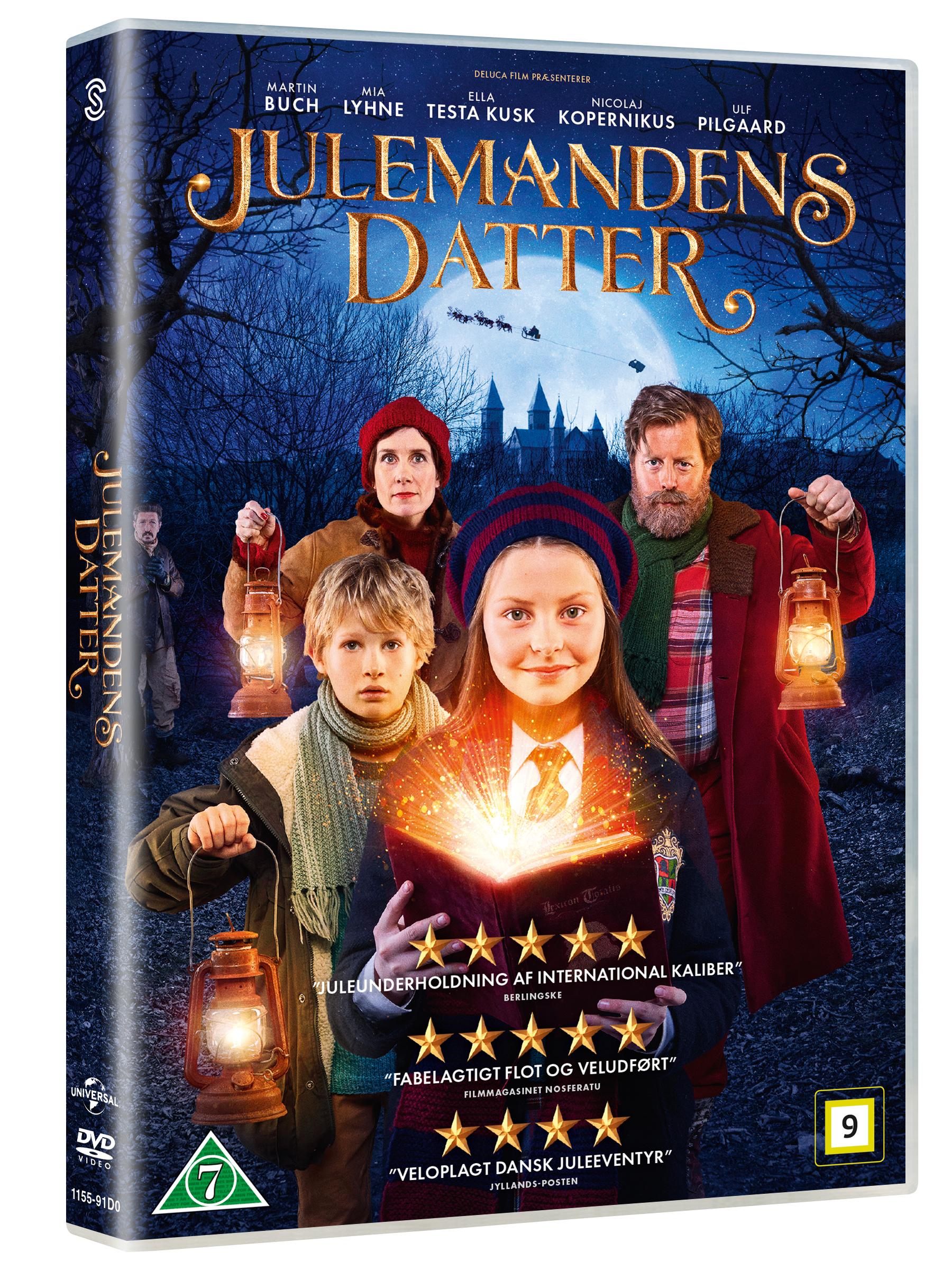 Julemandens Datter -  - Film -  - 5706169001647 - 14/11-2019