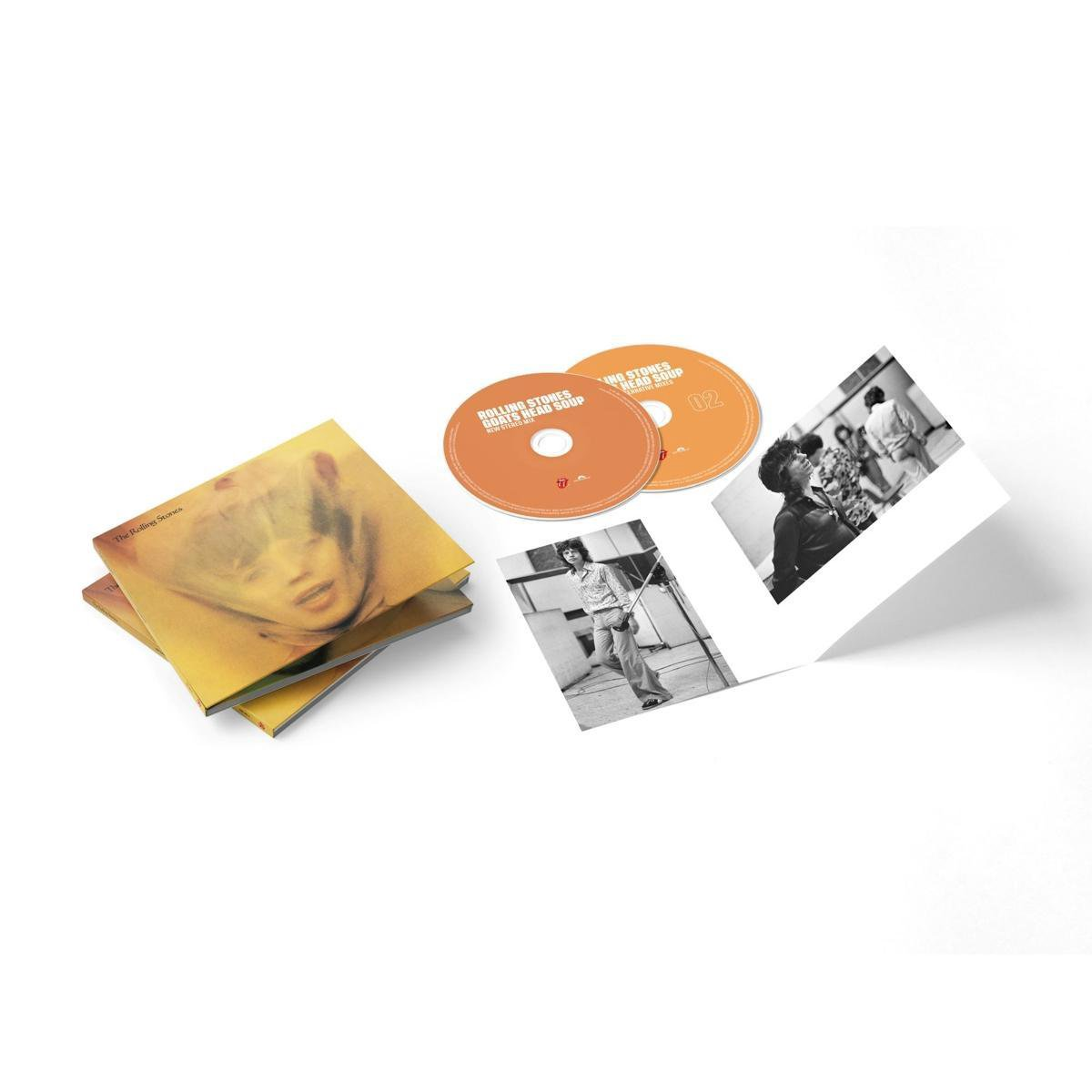 Goats Head Soup - The Rolling Stones - Musik - UNIVERSAL - 0602508939648 - 4/9-2020