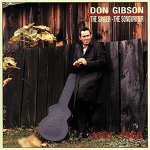 Singer-songwriter '61-66 - Don Gibson - Musik - BEAR FAMILY - 4000127156648 - 17/5-1993