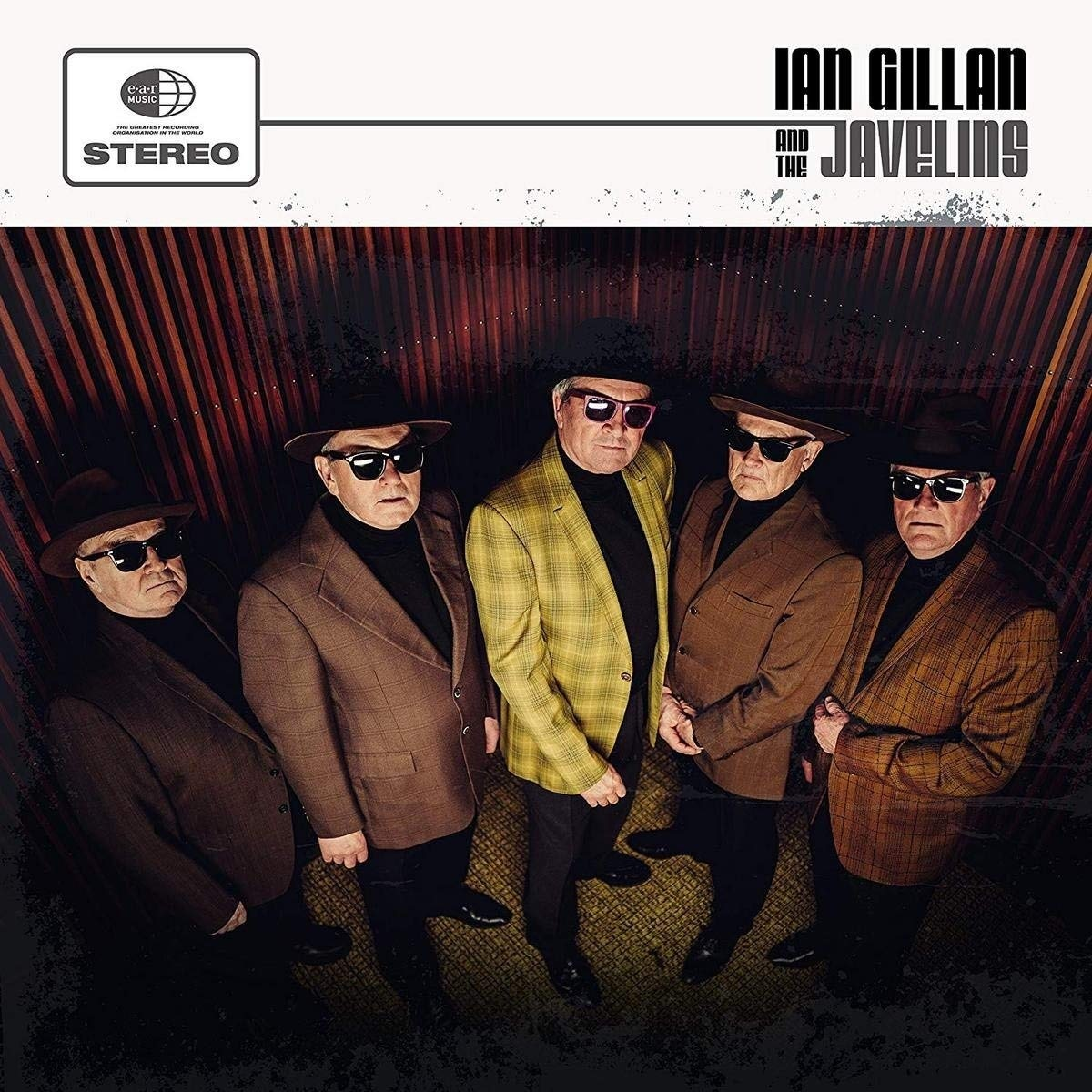 Ian Gillan & The Javelins - Ian Gillan - Musik - EARMUSIC - 4029759131649 - 31/8-2018