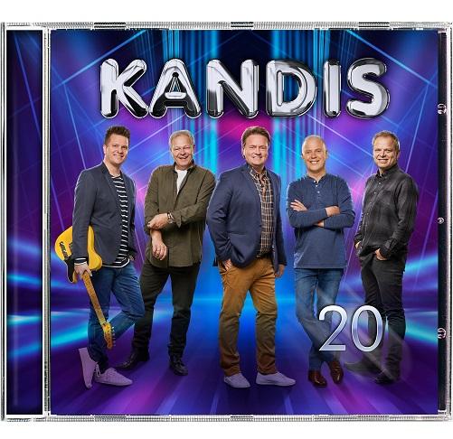 Kandis 20 - Kandis - Musik -  - 5711053021649 - 5/11-2020