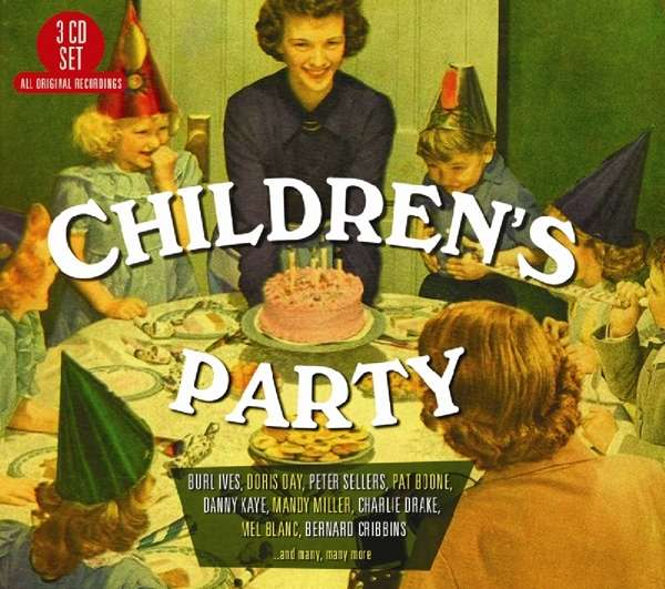 ChildrenS Party - Various Artists - Musik - BIG 3 - 0805520131650 - 27/10-2017