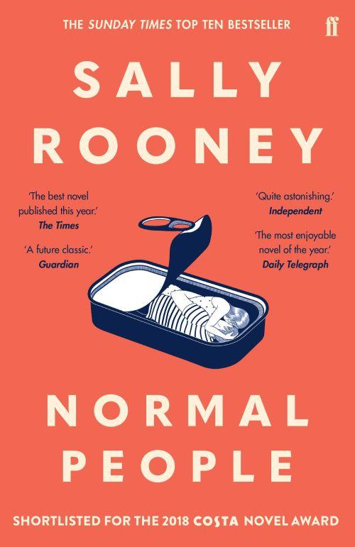 Normal People - Sally Rooney - Bøger - Faber & Faber - 9780571334650 - 2/5-2019