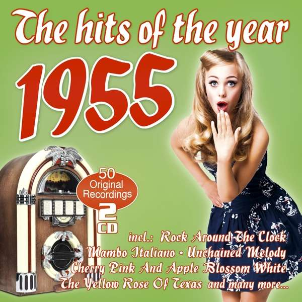 The Hits of the Year 1955 - V/A - Musik - MUSICTALES - 4260320877652 - 10/1-2020