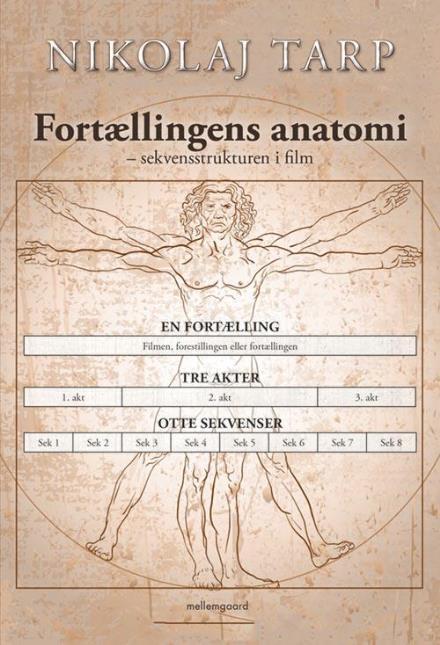 Fortællingens anatomi - Nikolaj Tarp - Bøger - Forlaget mellemgaard - 9788771903652 - 24/4-2017