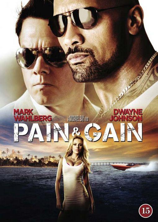 Pain & Gain - Film - Film -  - 7332431040656 - 16/1-2014