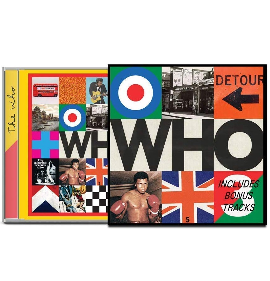 The Who - The Who - Musik - UNIVERSAL - 0602508264658 - 6/12-2019