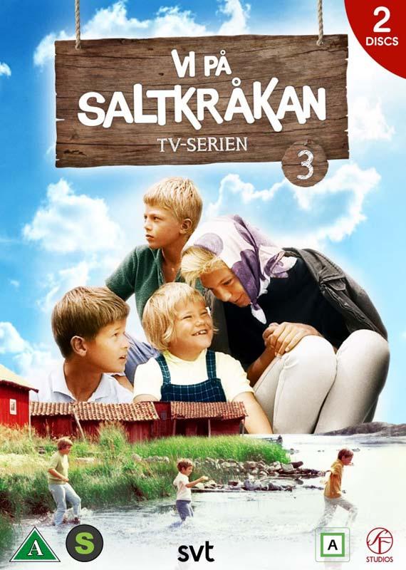 Vi På Saltkråkan - Vol. 3 - Vi På Saltkråkan - Film -  - 7333018015661 - 10/10-2019